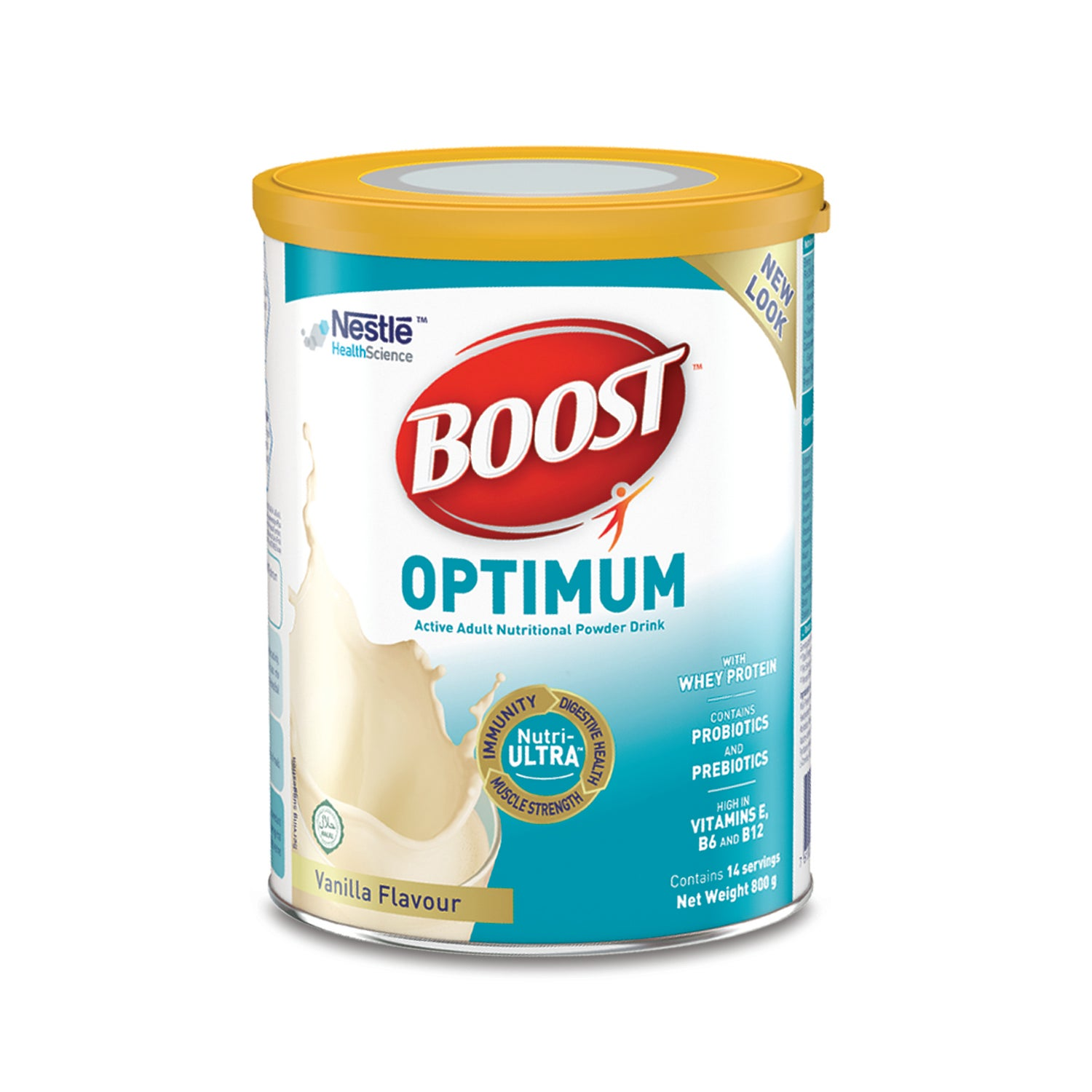 Boost Optimum can