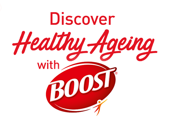 Discover healthy aging with Boost
