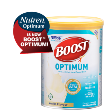 BOOST<sup>™</sup> Optimum